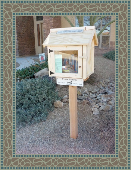 little-library-framed