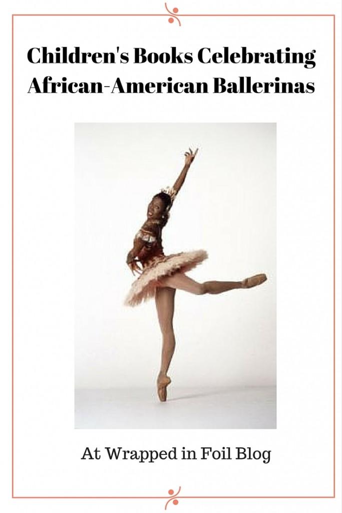African-American-Ballerina-Books