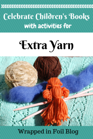 extra yarn book activities